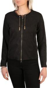 Czarna kurtka Guess w stylu casual krótka