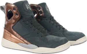 Buty sportowe Reebok sznurowane z płaską podeszwą w sportowym stylu