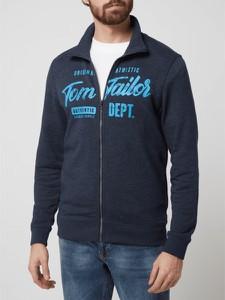 Granatowa bluza Tom Tailor