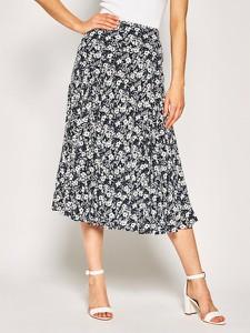 Granatowa spódnica Ralph Lauren w stylu casual