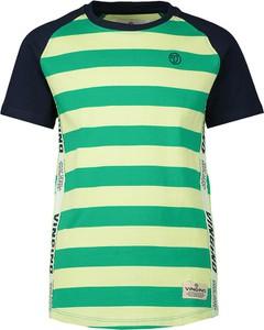 Koszulka dziecięca Vingino z bawełny w paseczki dla chłopców