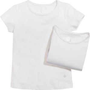 Bluzka dziecięca Cool Club z bawełny dla dziewczynek z krótkim rękawem