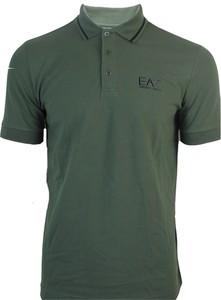 Koszulka polo Emporio Armani w stylu casual