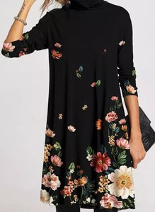 Sukienka Sandbella z bawełny