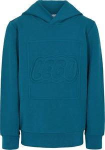 Niebieska bluza Legowear
