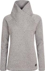Bluza Elkline z plaru krótka w stylu casual