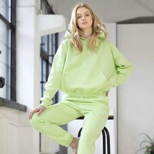 Zielona bluza Dreskod krótka