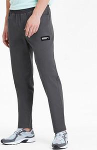 Spodnie sportowe Puma z bawełny