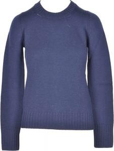 Niebieski sweter Bruno Manetti