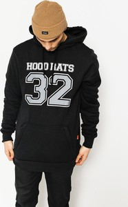 Czarna bluza Thirtytwo w młodzieżowym stylu