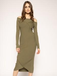 Zielona sukienka Patrizia Pepe