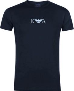 T-shirt Armani (wszystkie Linie) z bawełny