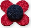 Ombre Przypinka kwiat A244