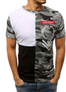 T-shirt Dstreet z krótkim rękawem w stylu casual