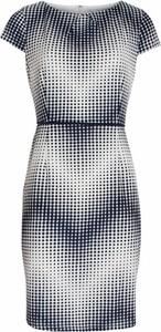 Sukienka Smashed Lemon z krótkim rękawem midi w stylu casual