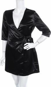 Czarna sukienka Plains mini