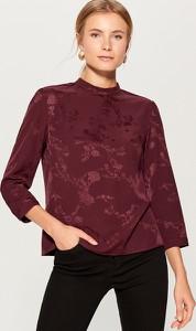 Bluzka Mohito z długim rękawem z okrągłym dekoltem