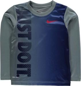 Granatowa bluza dziecięca Nike