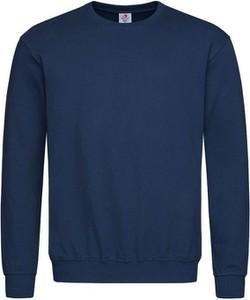 Granatowa bluza Stedman z bawełny