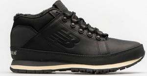 Brązowe buty zimowe New Balance sznurowane