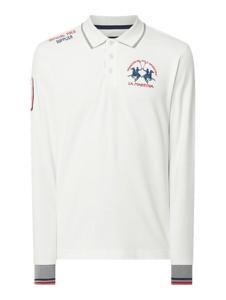 T-shirt La Martina w stylu casual z bawełny
