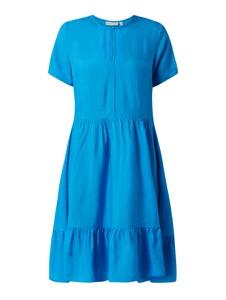 Niebieska sukienka InWear