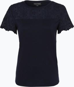 Granatowa bluzka Franco Callegari