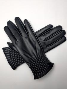 Czarne rękawiczki fagobutik.pl