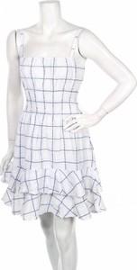 Sukienka Giorgio Di Mare rozkloszowana mini w stylu casual