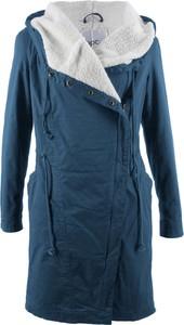 Niebieska kurtka bonprix bpc bonprix collection