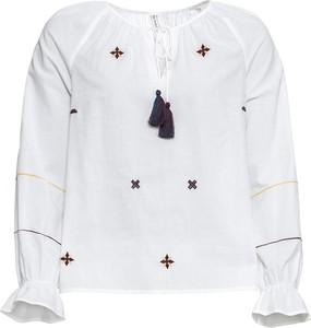 Bluzka bonprix RAINBOW w stylu boho