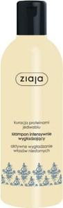 Ziaja, szampon intensywne wygładzenie, jedwab, 300 ml
