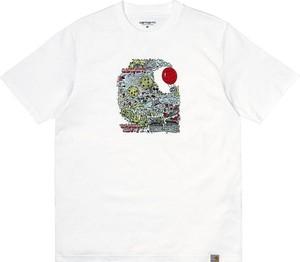 T-shirt Adidas z bawełny w młodzieżowym stylu