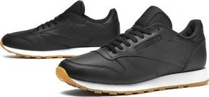 b4b215eccb4 reebok classic męskie czarne. Buty sportowe Reebok sznurowane