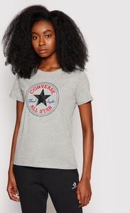 Bluzka Converse z okrągłym dekoltem