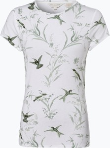 T-shirt Ted Baker w stylu casual z krótkim rękawem