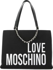 Czarna torebka Love Moschino