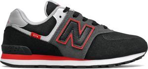Buty sportowe dziecięce New Balance dla chłopców sznurowane