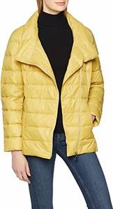 Żółta kurtka Gina Laura w stylu casual