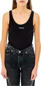 Czarne body Calvin Klein
