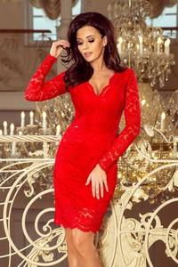d287d94384 Czerwone sukienki na studniówkę