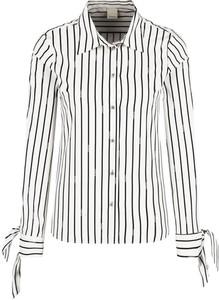 Koszula Pinko z długim rękawem w stylu casual z kołnierzykiem