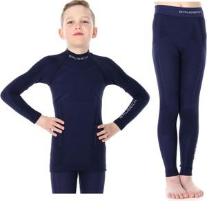 Bielizna termoaktywna junior męska Active Wool Brubeck