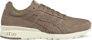 Brązowe buty sportowe Asics Lifestyle