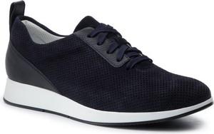 Gino Rossi Sneakersy Mauro MPU324-BQ9-0636-0468-T Granatowy