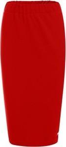 Czerwona spódnica Bien Fashion