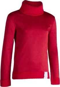 Czerwony sweter wed'ze