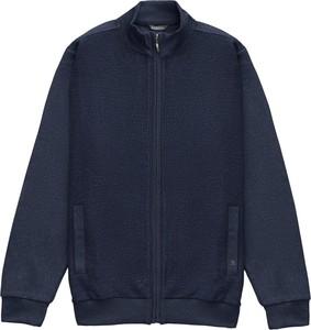 Bluza Borgio z dzianiny w stylu casual