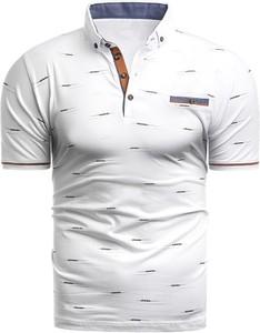 Koszulka polo Risardi w młodzieżowym stylu