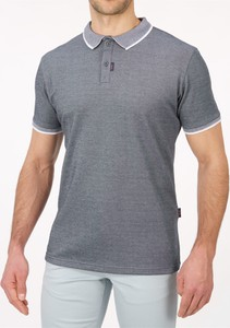 Koszulka polo Lanieri z bawełny